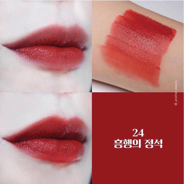 Son Kem Lì BBIA Last Velvet Lip Tint Auth 100%