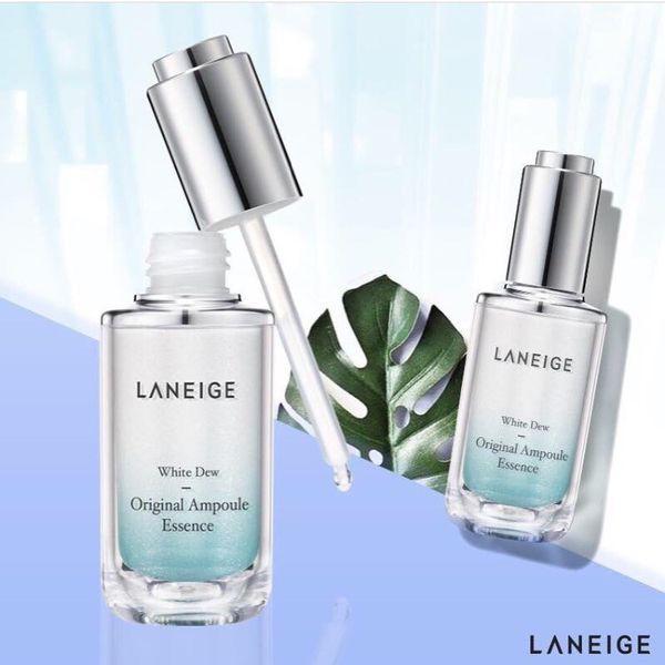 Tinh chất dưỡng trắng da cao cấp Laneige White Dew Original Ampoule Essence 40ml (Hàng chính hãng)