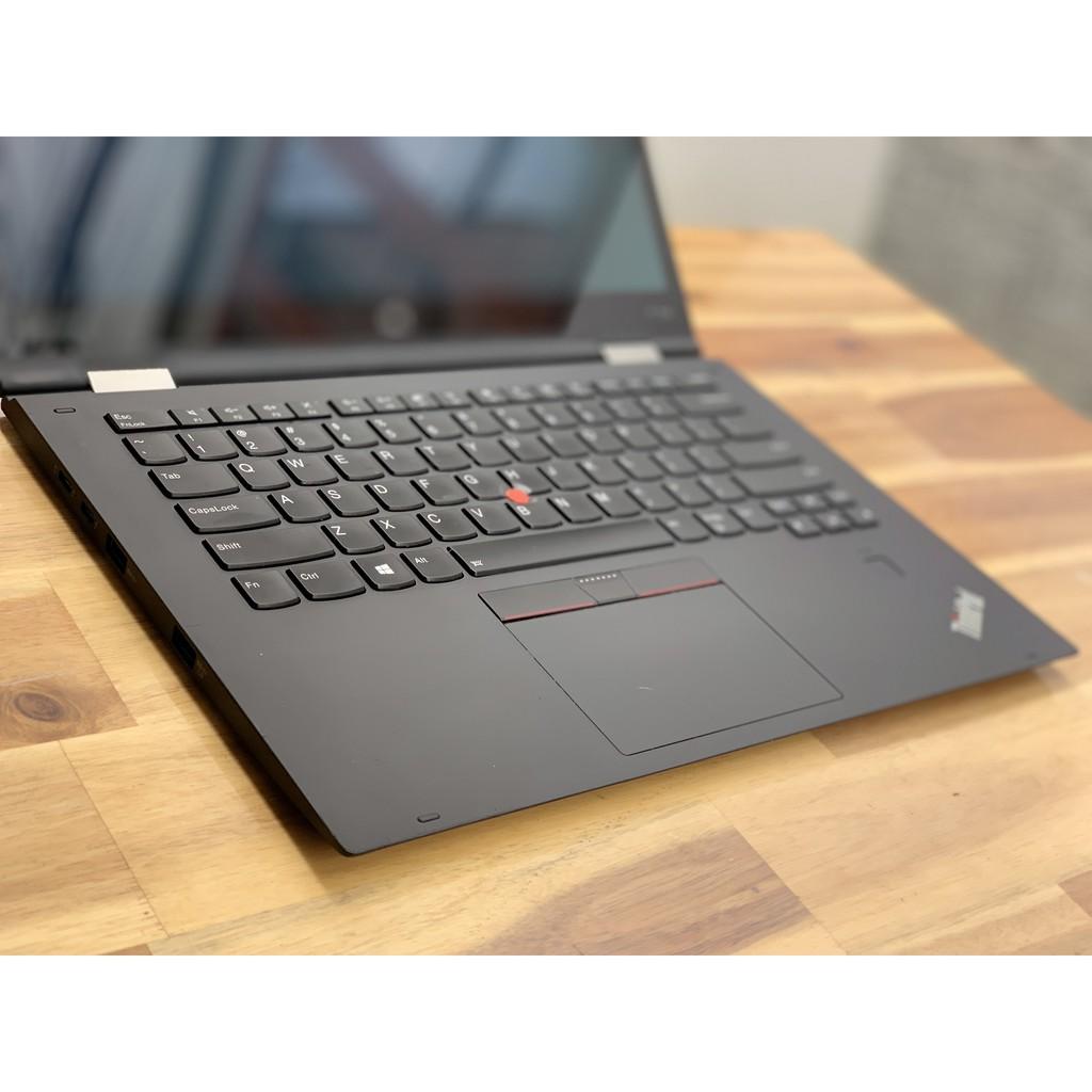 Laptop Lenovo Thinkpad X1 Yoga Gen 2, Core i7 7500U Ram 8G SSD512 OLED QHD Touch xoay 360 độ giá rẻ