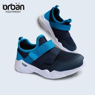 [Mã KIDMALL15 hoàn 15% xu đơn 150K] Giày thể thao cao cấp cho bé trai Urban TB1924 xanh dương