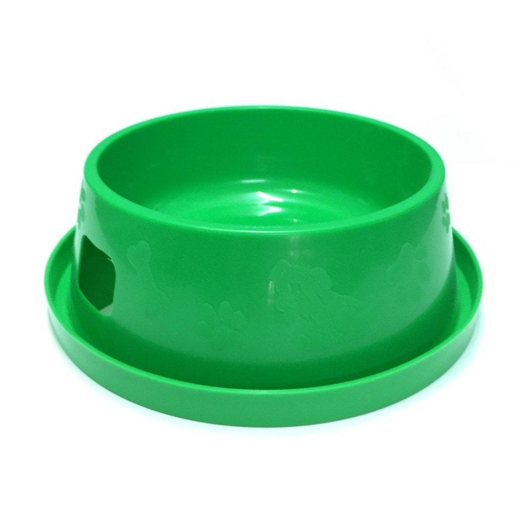 P-Product ชามอาหารป้องกันมด PF080  (สีเขียว)ัตว์เลี้ยง P-Product ชามอาหารป้องกันมด PF080  (สีเขียว)