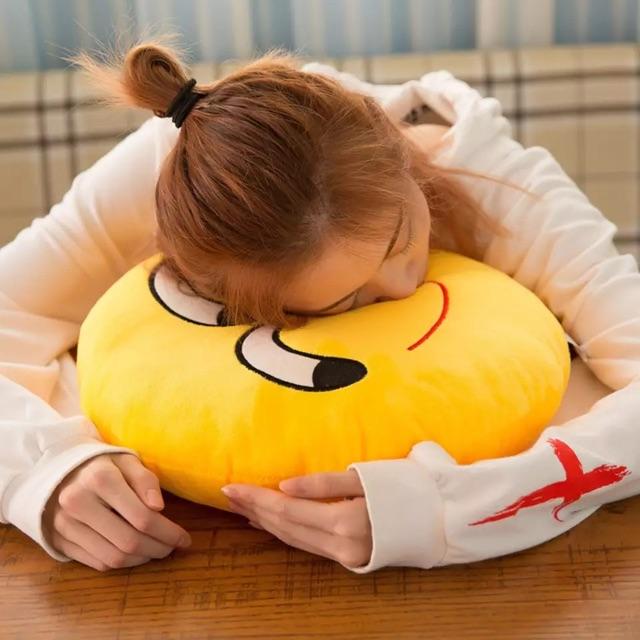 Gối icon emoji siêu cutee