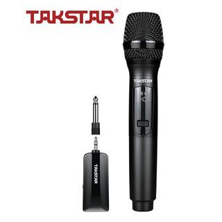 Mic không dây TS-K201 Takstar [BH 1 NĂM] - Micro không dây đa năng Takstar [Hàng chính hãng]