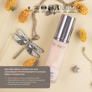 Kem Nền Chống Lão Hóa Hữu Cơ Cao Cấp Juice Beauty Phyto-Pigments Flawless Serum Foundation thumbnail