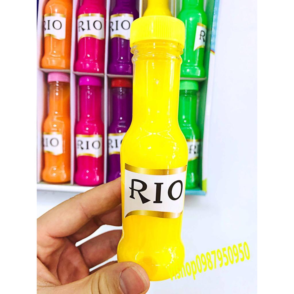 slime chai RIO - slime lỏng chất nhờn lỏng mã AAI63 Vcho nam và nữ