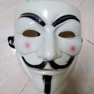 Mặt nạ hacker-(MK2) bao test [Hot Bbig size