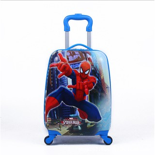 Vali kéo du lịch cho bé trai và bé gái nhiều mẫu size 18inch - 43x33x23cm ib mẫu thumbnail