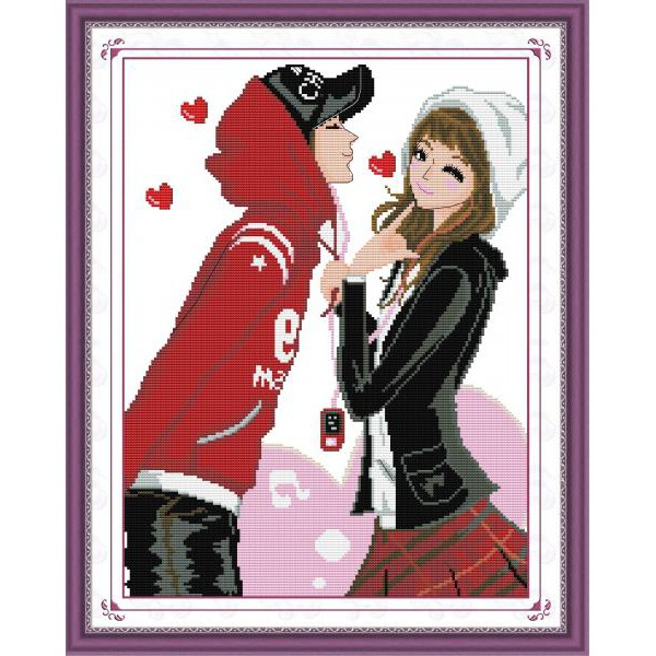 Tranh thêu chữ thập chưa thêu Way You Kiss Me (Vải In Sẵn 100%) RY2401 - 3205568 , 471817706 , 322_471817706 , 95000 , Tranh-theu-chu-thap-chua-theu-Way-You-Kiss-Me-Vai-In-San-100Phan-Tram-RY2401-322_471817706 , shopee.vn , Tranh thêu chữ thập chưa thêu Way You Kiss Me (Vải In Sẵn 100%) RY2401