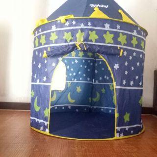Lều dù lâu đài cho bé yêu