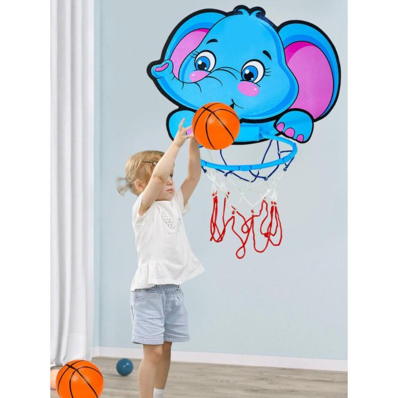 Đồ chơi bóng rổ cho bé, bộ bóng rổ chơi ở nhà cho trẻ em