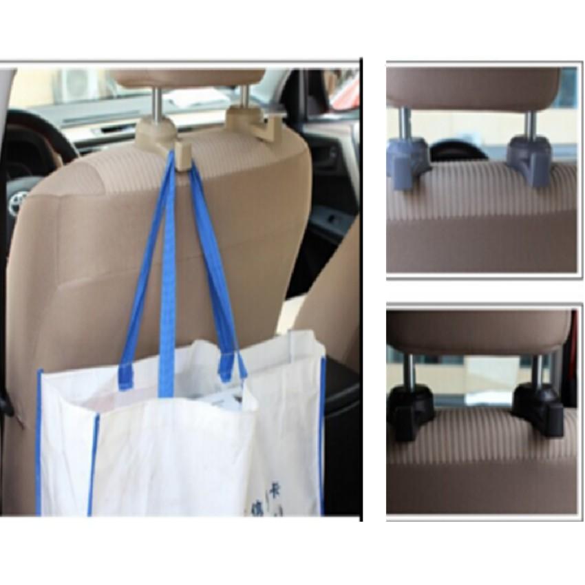 Bộ 2 Móc Treo Đồ Thông Minh Trên Xe Ô tô 206020-1