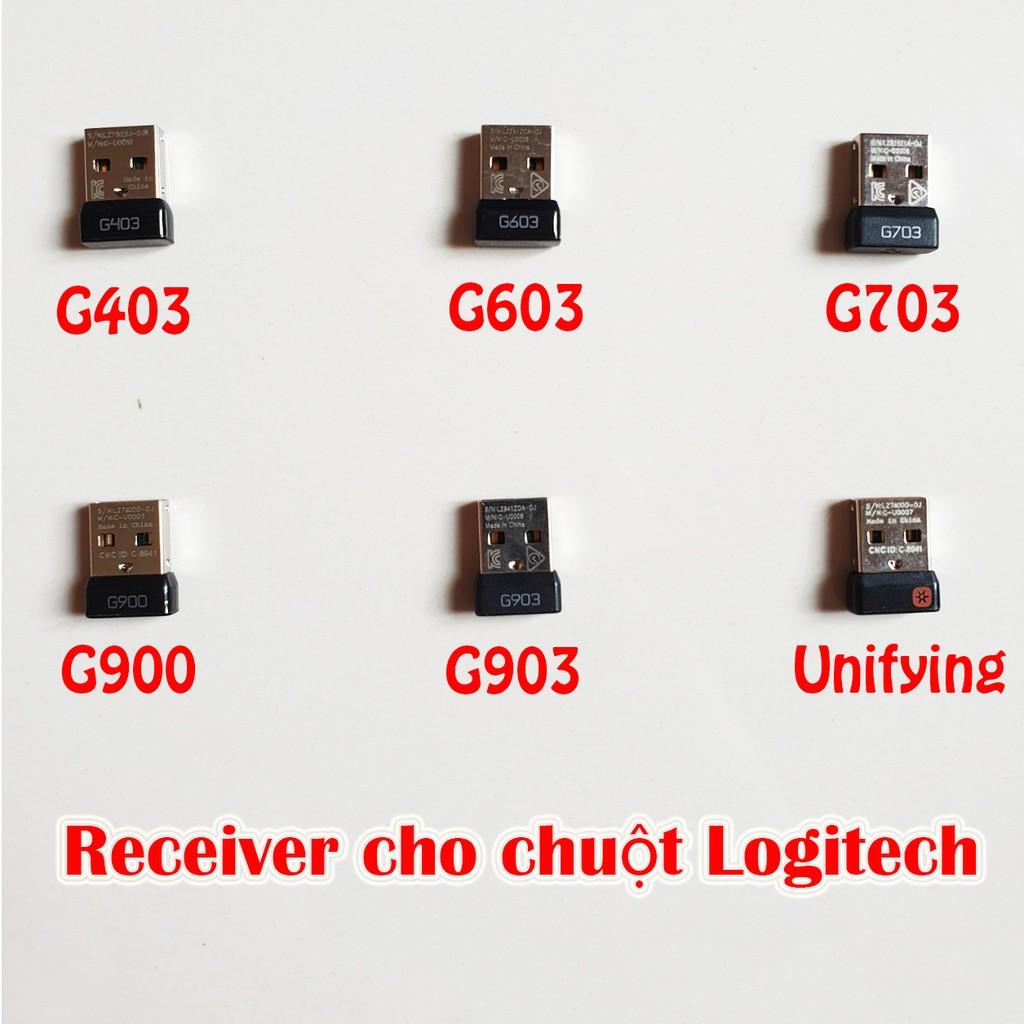 Đầu thu phát USB Receiver Logitech G903, G900, G403, G607, G703