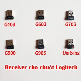 Đầu thu phát USB Receiver Logitech G903, G900, G403, G603, G703, G502, Unifying