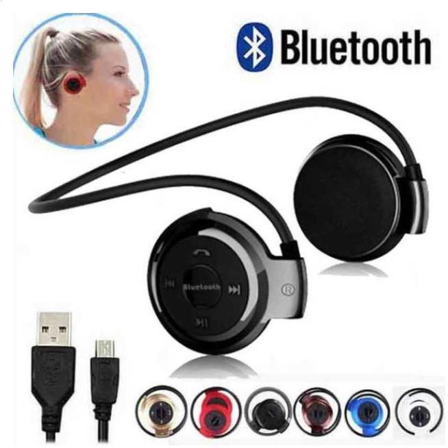 Tai nghe Bluetooth TF Mini - 503[td]