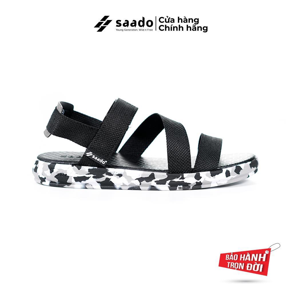 Giày Sandal Saado - Biệt đội bóng đêm CL01 - Sandal Nữ