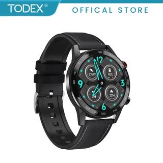 TODEX DT95 Smart Watch Men Bluetooth Call IP68 Waterproof ECG Heat Sleep Business Sports PK L16 L13