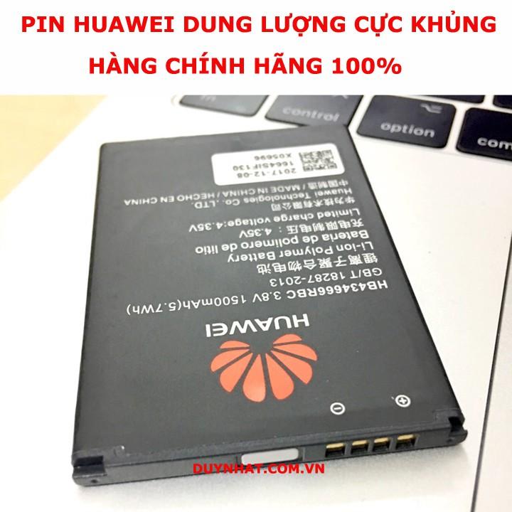 (Pin Trâu - Giá Rẻ) Pin Thay Thế Chuyên Dùng Cho Các Thiết Bị Mạng Huawei - Bảo Hành 12 Tháng