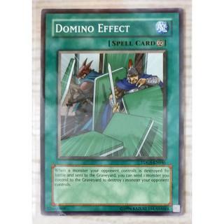 [Thẻ Yugioh] Domino Effect