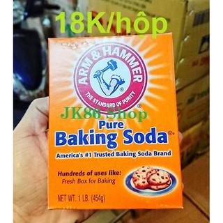 24 hộp Bột Baking Soda 454gr