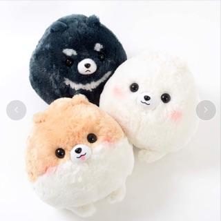 Amuse – Bộ 3 em chó tròn Fuwa-Mofu Pometan