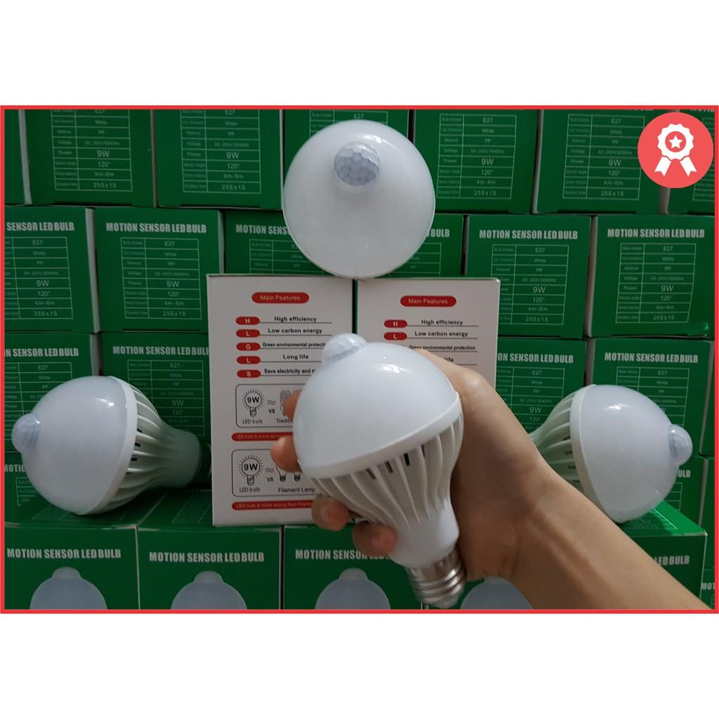 Bóng đèn cảm biến thông minh