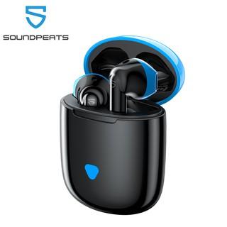 Tai Nghe Không Dây SoundPEATS TrueAir Gaming Mode Độ Trễ Thấp Bluetooth 5.0 CVC Giảm Tiếng Ồn 30 Giờ Sử Dụng