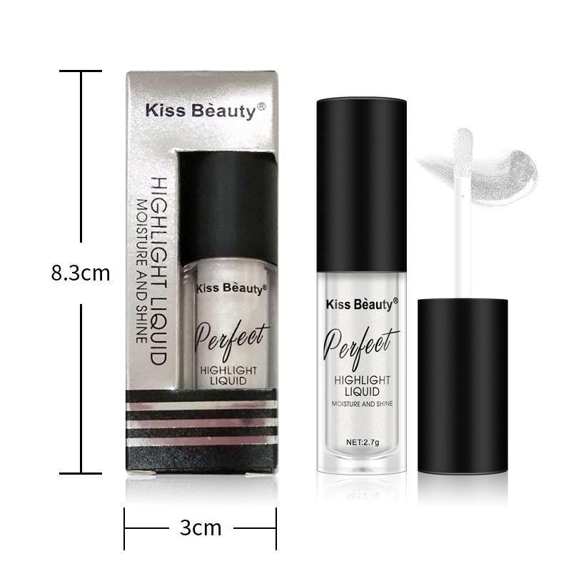Kem bắt sáng Perfect Highlight Liquid Kiss Beauty