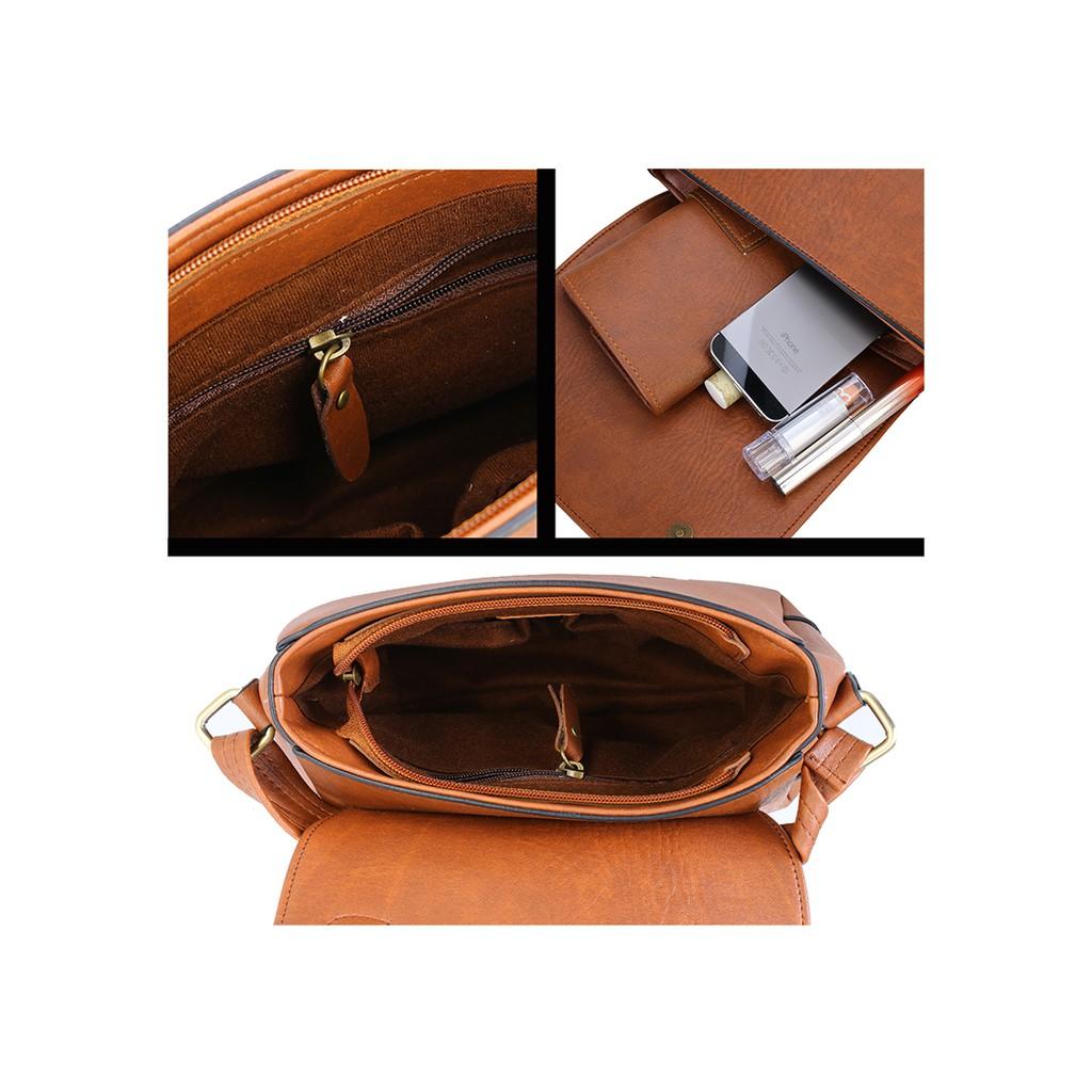 Thumbnail of Túi đeo chéo nữ thời trang đa năng LATA HN26 nhiều màu