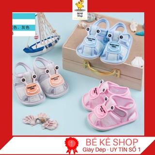 Giày Tập Đi Vải Cho Bé 3 - 12 tháng tuổi thumbnail