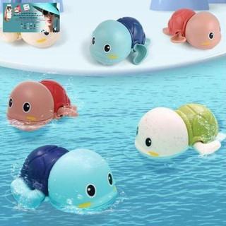 Rùa bơi vặn cót cho bé