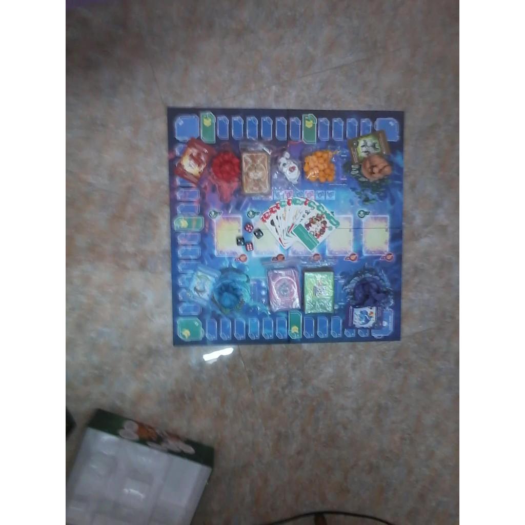 Board game lớp học mật ngữ - siêu thú ngân hà cũ