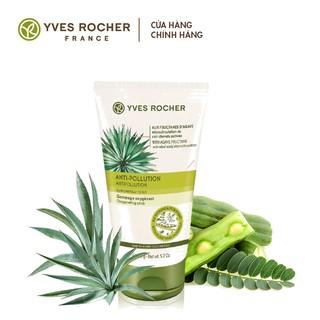 Làm Sạch Tế Bào Chết Da Đầu Yves Rocher Anti-Pollution Oxygenating Scrub 150g-2