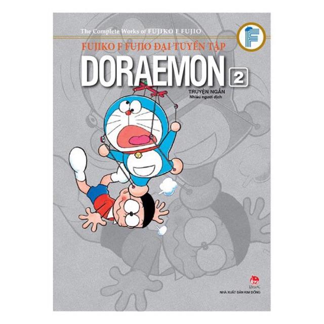 (Sách Thật) Fujiko F Fujio Đại Tuyển Tập - Doraemon Truyện Ngắn (Tập 2)