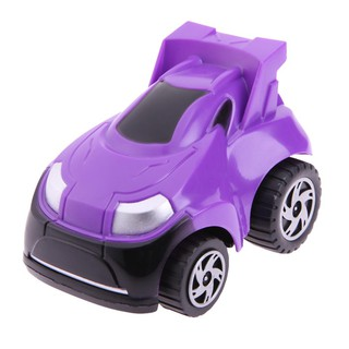 [CARE] 360° Rotate Stunts Inertia Toy Car Puzzle Gyro Vehicle Model Children Gift