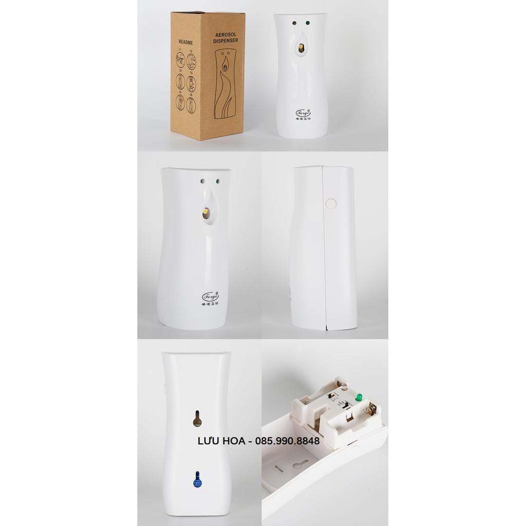 Xịt phòng [TỰ ĐỘNG], nước hoa, máy xịt tự động - Hàng cao cấp bảo hành 12 tháng 1 đổi 1