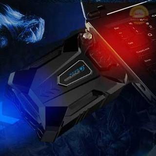 Quạt hút gió tản nhiệt laptop ice Devil 3 quạt phản lực Bộ tản nhiệt khí laptop siêu mát thumbnail