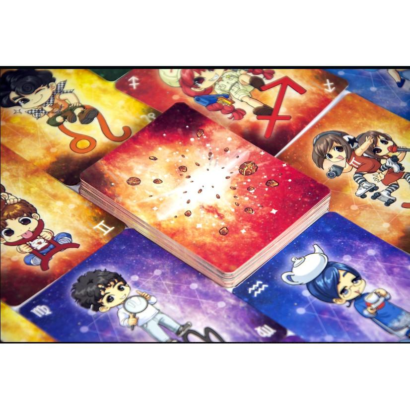 Đồ chơi trẻ em - Boardgame Lớp Học Mật Ngữ - Cuộc Đua Sao Chổi (BẢN ĐẸP)
