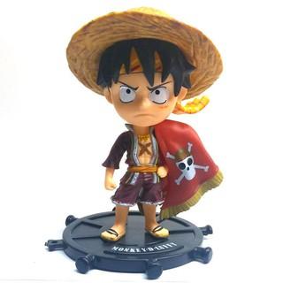 Mô Hình Chibi Luffy One Piece ms43