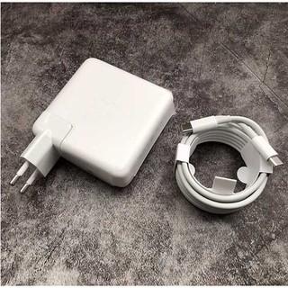 [Mã ELMSHX hoàn 8% xu đơn 500K] [Miê n Phi Vâ n Chuyê n 50K] Sạc Macbook Apple Type C 87W - Ba o ha nh 6 tha ng thumbnail