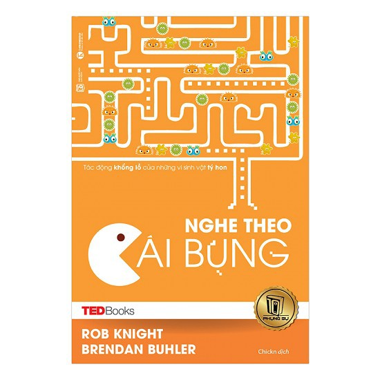 [KHUYẾN ĐỌC] Sách - TedBooks - Nghe Theo Cái Bụng