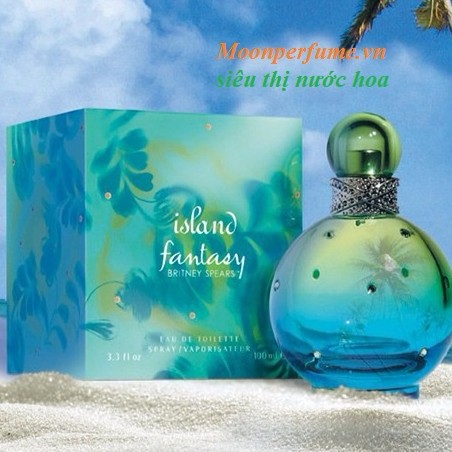 Nước hoa Island Fantasy (Britney Spears) 100ml for nữ
