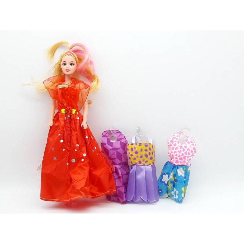 Búp bê Barbie - 836346-7 giao màu ngẫu nhiên