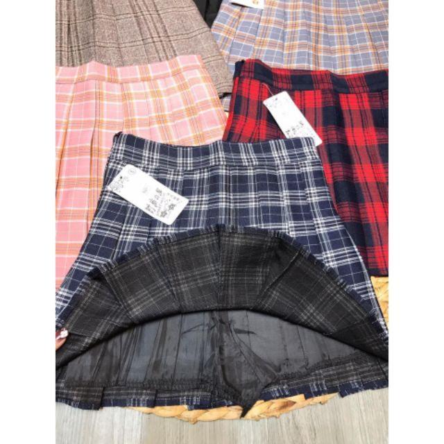 Chân váy tennis Hàn Xẻng