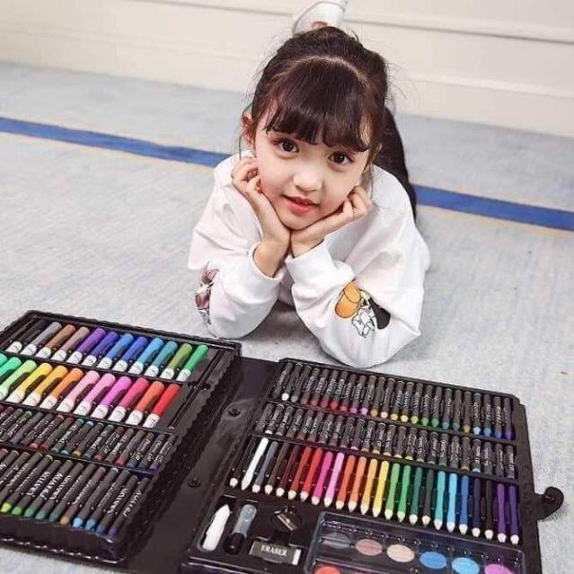 Bộ màu 150 chi tiết đủ loại màu