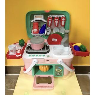 Bộ đồ chơi nấu ăn Kitchen Set