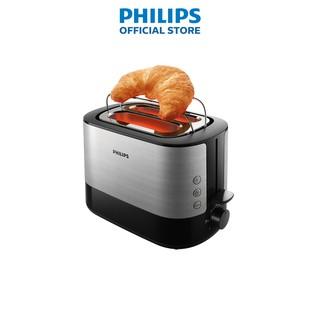 Máy Nướng Bánh Mì Philips HD2637 - Hàng Chính Hãng thumbnail