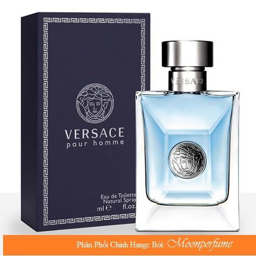 [Mini] [Fullsize] Nước hoa Nam Versace-Versace Pour Homme 5ml edt và 100ml