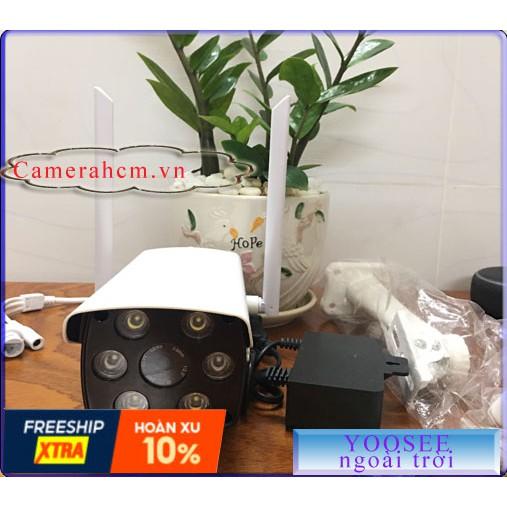 Camera IP YooSee ngoài trời 2MP - Full HD 1080p - quay đêm và ngày