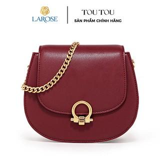 Túi đeo chéo nữ hình bán nguyệt thương hiệu cao cấp TOUTOU T2391 thumbnail