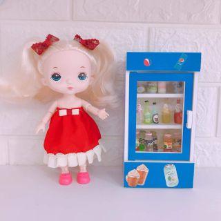 Tủ lạnh Pepsi cho búp bê